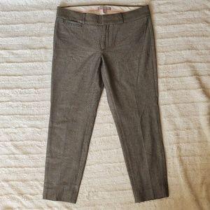 Banana Republic Sloan Slim Ankle Pants Size 6P